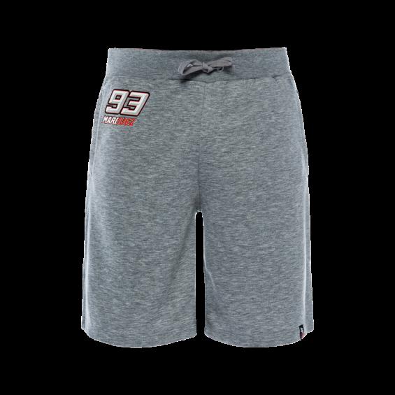 d1f5be2f93 Pantalones Cortos Grises - mm93