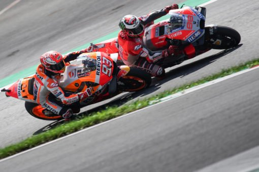 Marquez increases his points lead, taking hard-fought 2nd in Austria