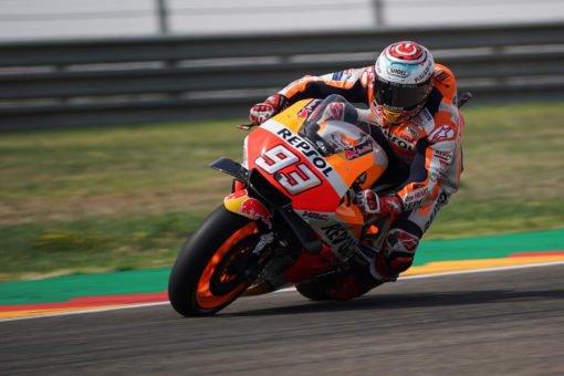 Márquez returns to Thailand with good memories