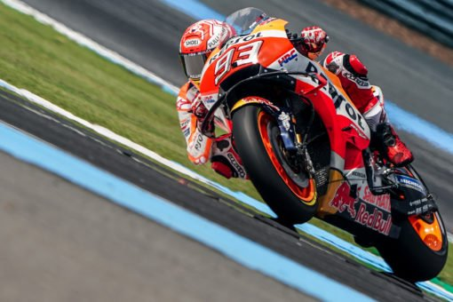 First chance for Márquez to clinch title in Japan