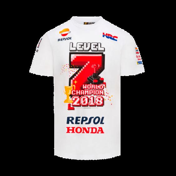 502d897fb1741 Camiseta Level7 Marc Márquez - Marc Márquez