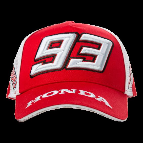 9210aaa5899 Red Cap Honda 93 - mm93