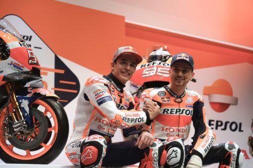 Presentación Repsol Honda Team 2019