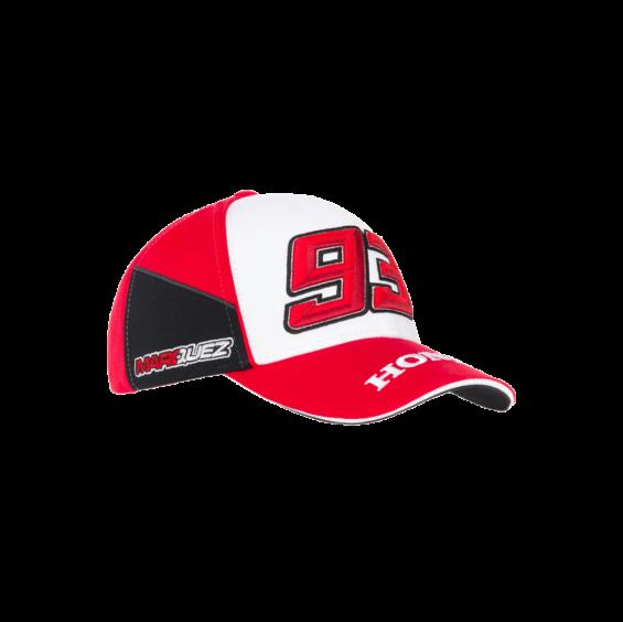 Gorra de Marc Marquez 93 Moto GP Honda HRC 2018