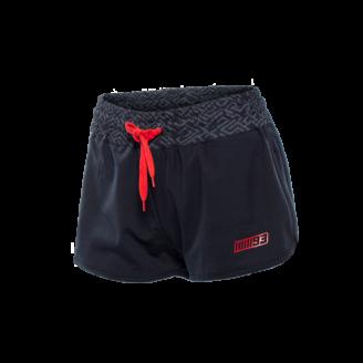 b3020c8bf3 Pantalones Cortos Negros y Rojos - mm93