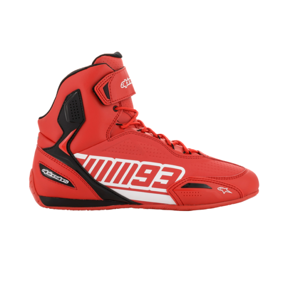 Austin Red Riding Shoes Marc Marquez