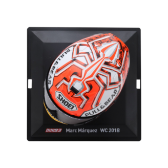 Miniature helmet WC 2018