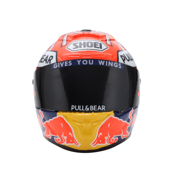 Casco miniatura WC 2018