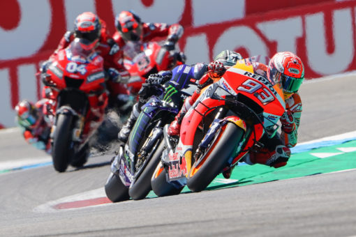 Marc Márquez places second at Dutch GP to increase World Championship lead