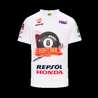 Camiseta oficial de Marc Marquez 93 Moto GP para mujer
