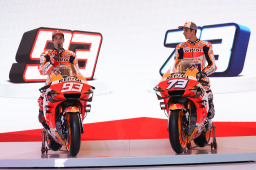 Repsol Honda Team launch 2020 challenge in Indonesia with Marc Márquez
