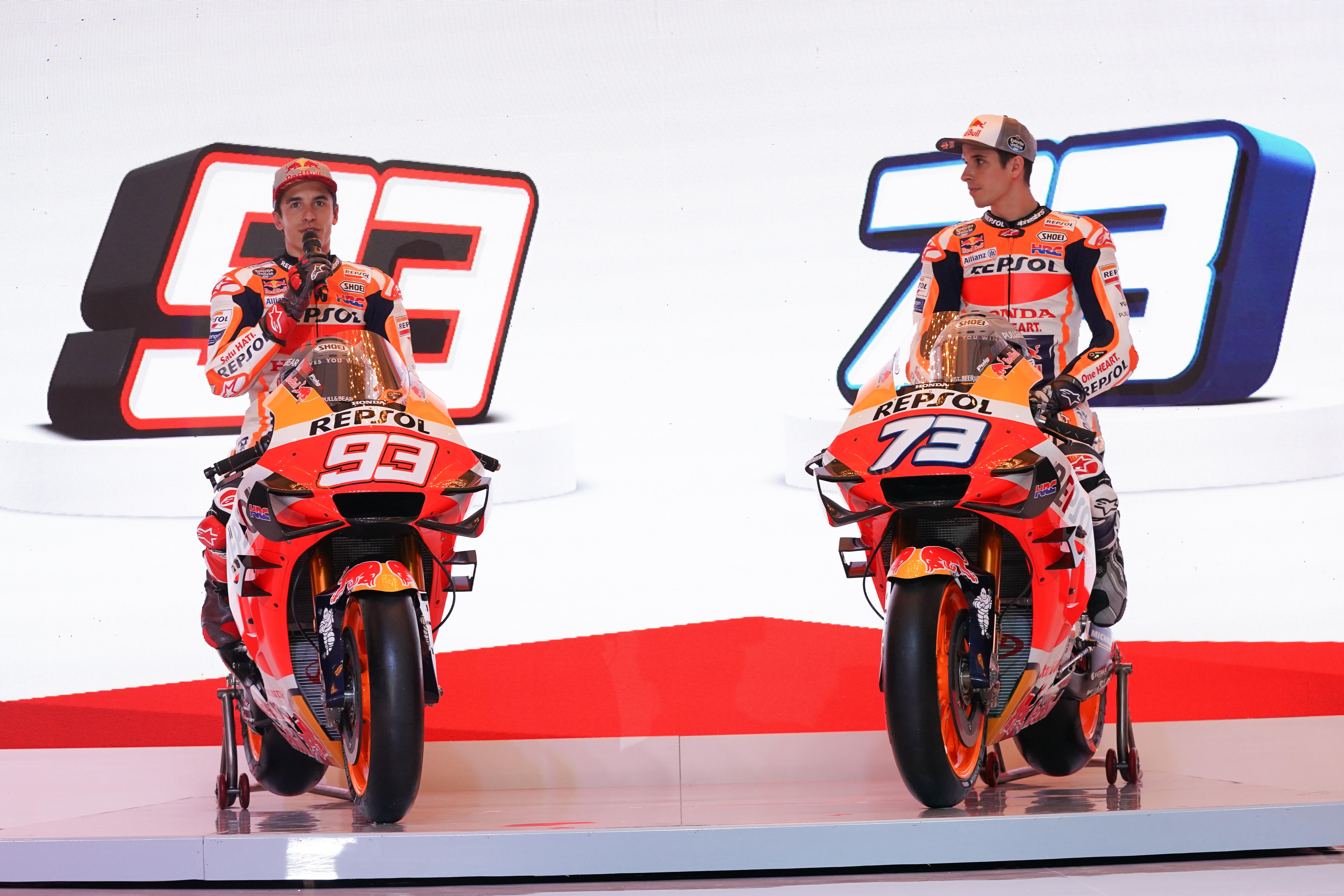 Repsol Honda Team Launch 2020 Challenge In Indonesia With Marc Marquez Marc Marquez